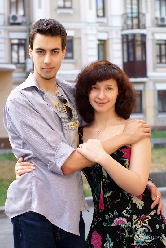 Юра + Люся