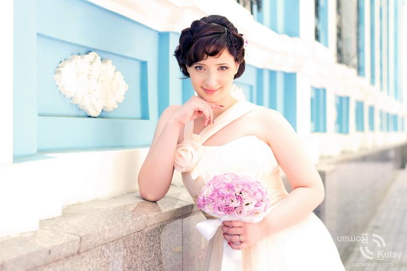 Люся. Свадьба