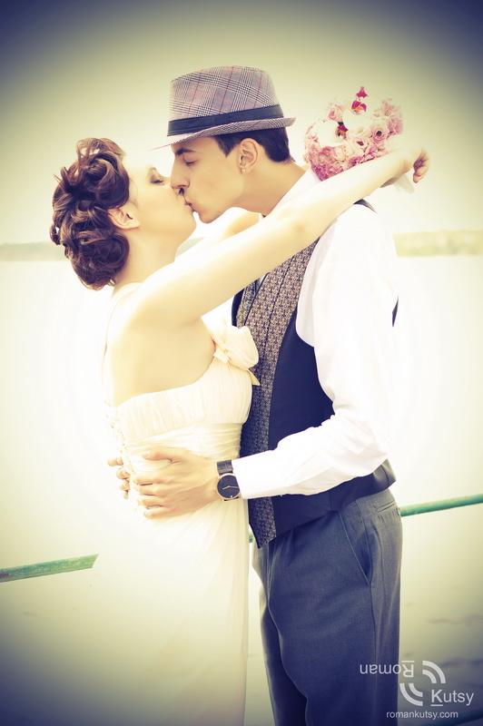 Юра + Люся. Свадьба