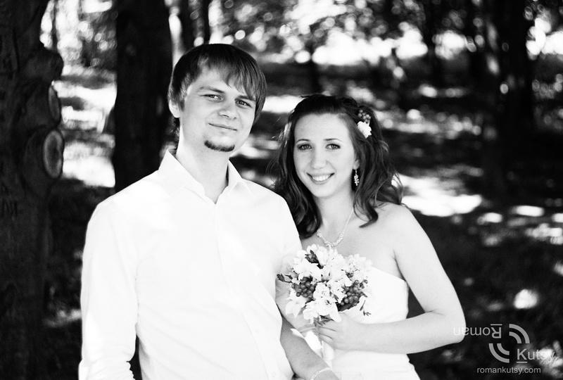 Аня + Вова. Свадьба