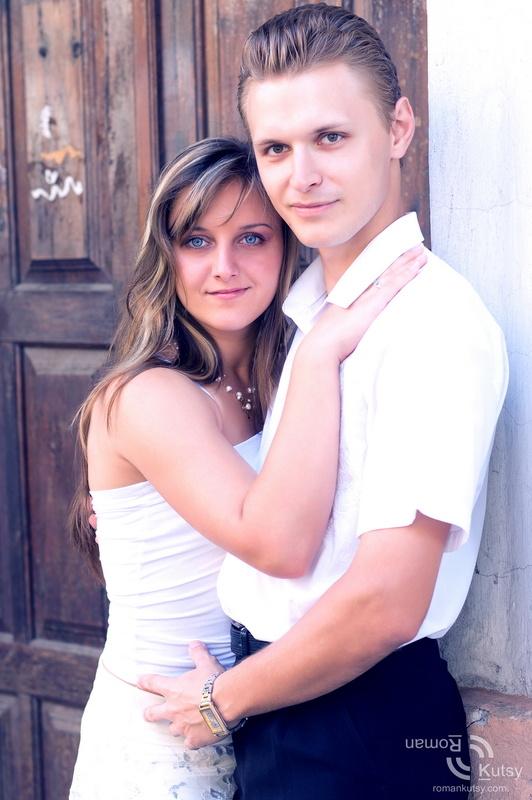 Оля + Александр
