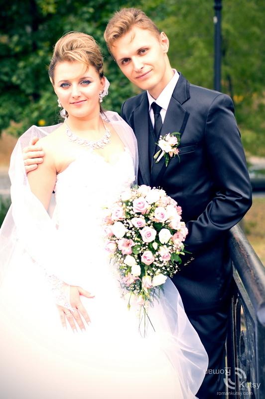Оля + Александр. Свадьба