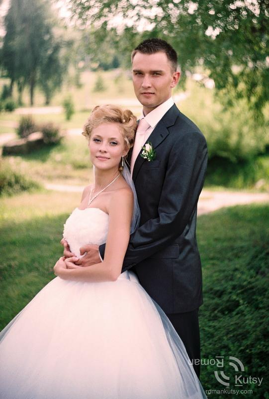 Леша + Наташа. Свадьба [@пленка]