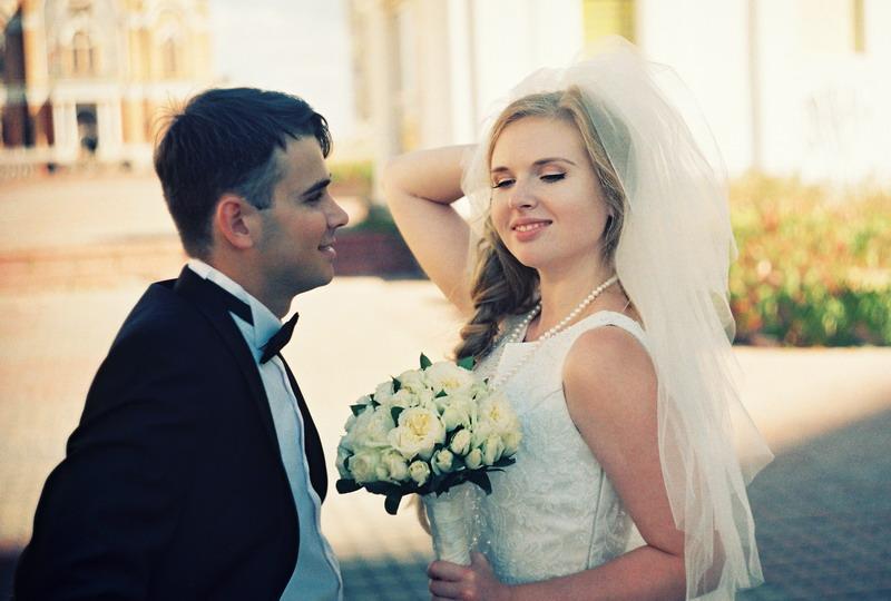 Марта + Антон. Свадьба [@пленка]