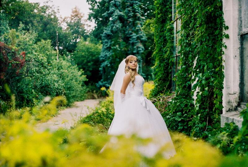 Денис + Катя. Свадьба на пленку